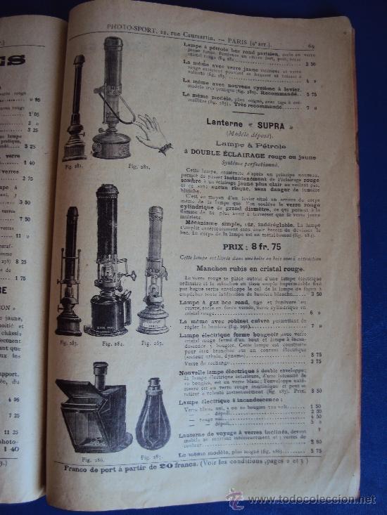 Catálogos publicitarios: (CAT-37)CATALOGO DE CAMARAS Y ACCESORIOS DE FOTOGRAFIA,PHOTO-SPORT,FRANCES,96 PAGINAS - Foto 6 - 38345835