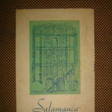 Catálogos publicitarios: CATALOGO DE SALAMANCA. II FERIA NACIONAL E INTERNACIONAL DEL CAMPO. 1953. LEER. Lote 38441866