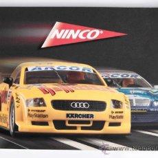 Catálogos publicitarios: CATALOGO DE LA MARCA NINCO, AÑO 2001. Lote 38949915
