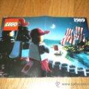 Catálogos publicitarios: RARO CATALOGO LEGO 1989 BASIC TECHNIC LEGOLAND. Lote 38988844