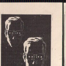 Catálogos publicitarios: ANUNCIO PUBLICITARIO DE ZEISS PUNKTAL, AGOSTO DE 1957. Lote 39039839