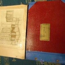 Catálogos publicitarios: SELECCIÓN DE MOBILIARIOS - N 4 25 LAMINAS ENCUADERNADAS + 7 DE OTRO CATALOGO - INTERIORES AÑOS 30. Lote 39129168