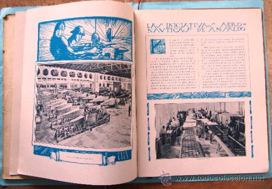 Catálogos publicitarios: CATÁLOGO DE LOS AEROPLANOS ANSALDO. SOCIETA ANONIMA ITALIANA GIO ANSALDO & C. ROMA-GENOVA, 1919. - Foto 7 - 39276806
