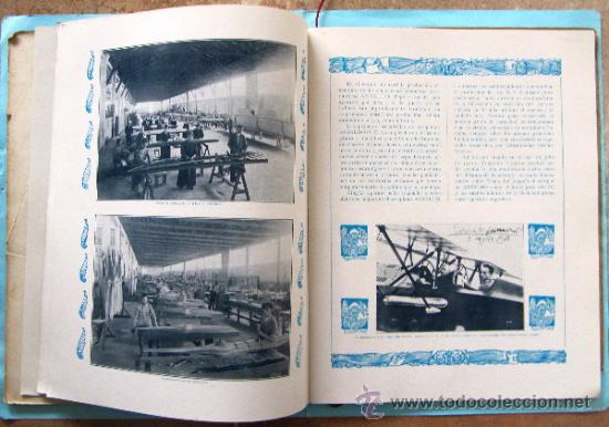 Catálogos publicitarios: CATÁLOGO DE LOS AEROPLANOS ANSALDO. SOCIETA ANONIMA ITALIANA GIO ANSALDO & C. ROMA-GENOVA, 1919. - Foto 8 - 39276806