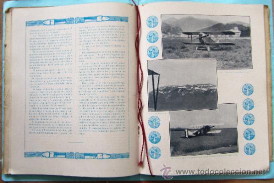 Catálogos publicitarios: CATÁLOGO DE LOS AEROPLANOS ANSALDO. SOCIETA ANONIMA ITALIANA GIO ANSALDO & C. ROMA-GENOVA, 1919. - Foto 9 - 39276806