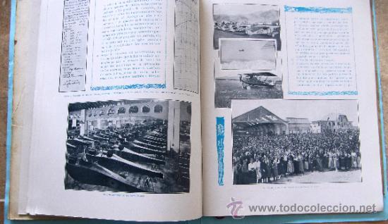 Catálogos publicitarios: CATÁLOGO DE LOS AEROPLANOS ANSALDO. SOCIETA ANONIMA ITALIANA GIO ANSALDO & C. ROMA-GENOVA, 1919. - Foto 10 - 39276806