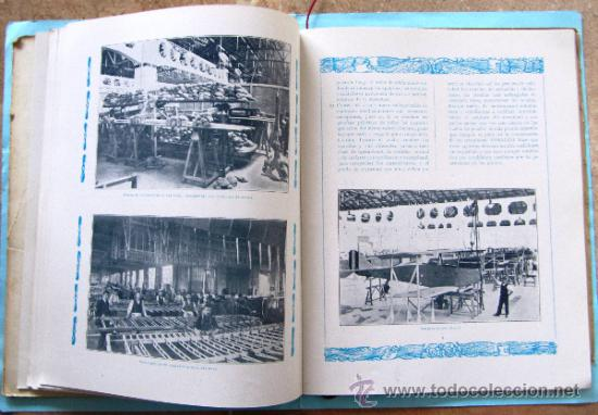 Catálogos publicitarios: CATÁLOGO DE LOS AEROPLANOS ANSALDO. SOCIETA ANONIMA ITALIANA GIO ANSALDO & C. ROMA-GENOVA, 1919. - Foto 11 - 39276806