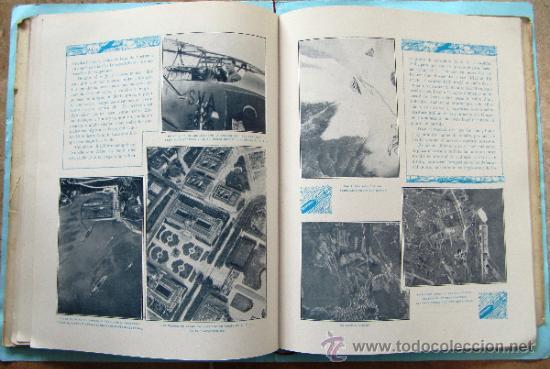 Catálogos publicitarios: CATÁLOGO DE LOS AEROPLANOS ANSALDO. SOCIETA ANONIMA ITALIANA GIO ANSALDO & C. ROMA-GENOVA, 1919. - Foto 13 - 39276806
