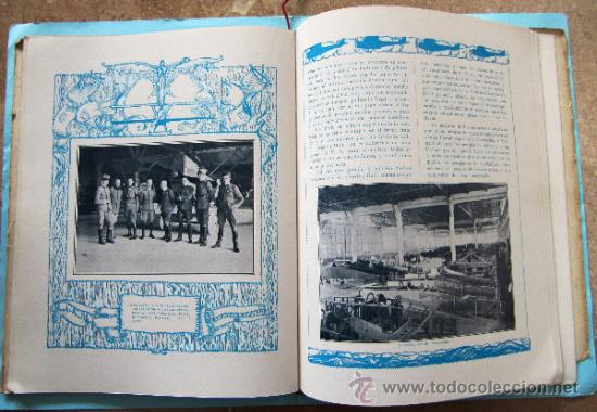 Catálogos publicitarios: CATÁLOGO DE LOS AEROPLANOS ANSALDO. SOCIETA ANONIMA ITALIANA GIO ANSALDO & C. ROMA-GENOVA, 1919. - Foto 14 - 39276806