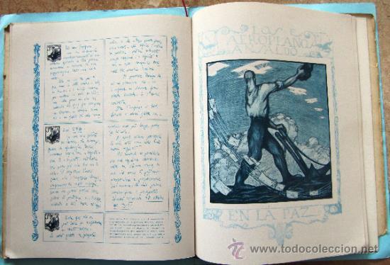 Catálogos publicitarios: CATÁLOGO DE LOS AEROPLANOS ANSALDO. SOCIETA ANONIMA ITALIANA GIO ANSALDO & C. ROMA-GENOVA, 1919. - Foto 15 - 39276806