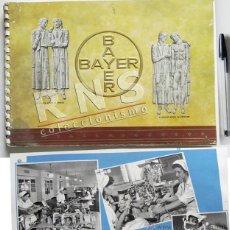 Catálogos publicitarios: ANTIGUO CATÁLOGO DE BAYER AÑO 1958 - FARMACÉUTICA QUÍMICA FOTOS FÁBRICAS FARMACIA SALUD ASPIRINA ETC. Lote 40021107
