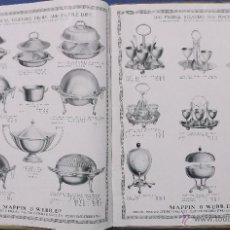 Catálogos publicitarios: CATÁLOGO PUBLICITARIO DE MAPPIN & WEBB. LONDRES. DE DICIEMBRE DE 1921.20 PÁGINAS. 25,5 X 20 CM.. Lote 40183208