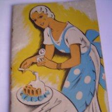 Catálogos publicitarios: CATALOGO RECETARIO LA LECHERA- LECHE CONDENSADA. Lote 40755937