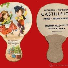Catálogos publicitarios: ABANICO PAY PAY. Lote 41129180