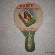 Catálogos publicitarios: ABANICO PUBLICITARIO NUTRICELIA . INDUSTRIAS RIERA MARSA. Lote 41139516