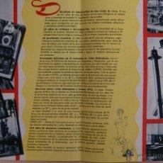 Catálogos publicitarios: FABRICA DE VELAS - NIETOS DE QUINTÍN RUÍZ DE GAUNA - VITORIA. Lote 41322760