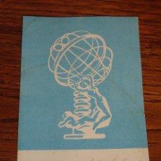 Catálogos publicitarios: CATALOGO FOLLETO CAMPAÑA TRIUNFAL PHILIPS 1963 (RADIO Y TOCADISCOS). Lote 41509192