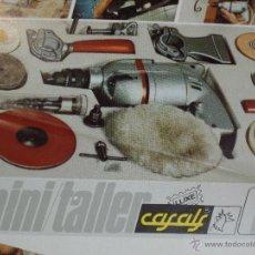 Catálogos publicitarios: FOLLETO PUBLICITARIO CASALS - AÑOS 60. Lote 42036421