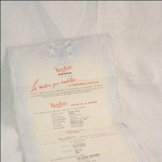 Catálogos publicitarios: ANTIGUA HOJA / FOLLETO DE PUBLICIDAD - MARLICE. PARFUMEUR, PARÍS - PERFUMERÍA FRANCESA - PERFUMES. Lote 117881130