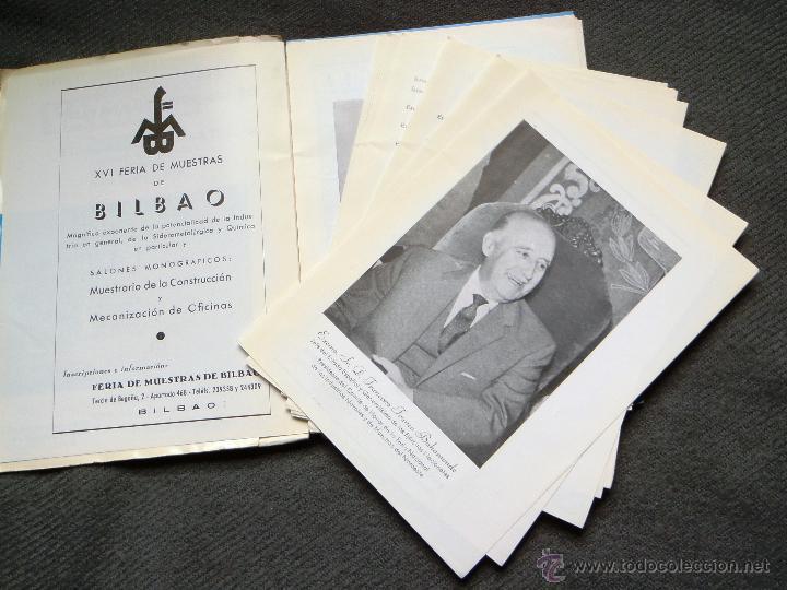 Catálogos publicitarios: FERROL. FERIA DE MUESTRAS AÑO 1965 - CATÁLOGO. GALICIA. - Foto 3 - 43097682