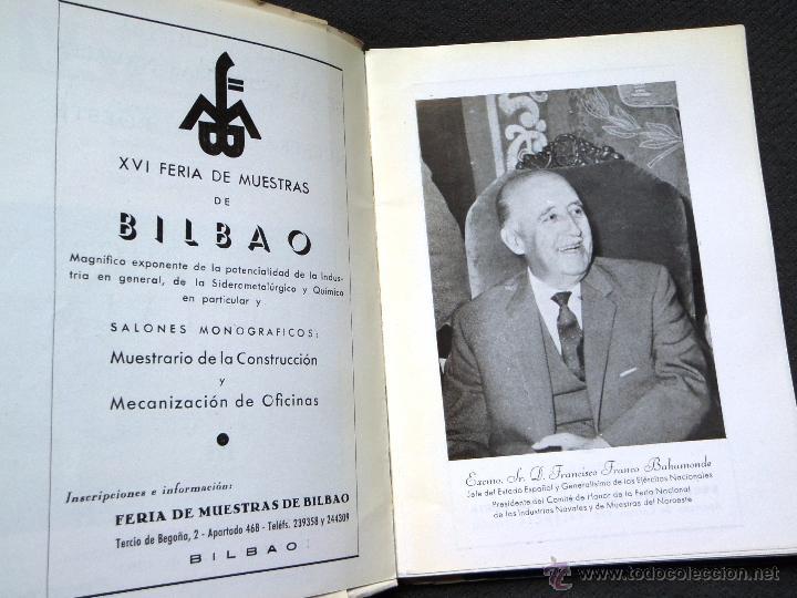 Catálogos publicitarios: FERROL. FERIA DE MUESTRAS AÑO 1965 - CATÁLOGO. GALICIA. - Foto 5 - 43097682