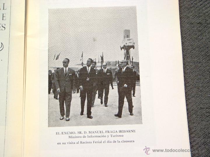 Catálogos publicitarios: FERROL. FERIA DE MUESTRAS AÑO 1965 - CATÁLOGO. GALICIA. - Foto 6 - 43097682