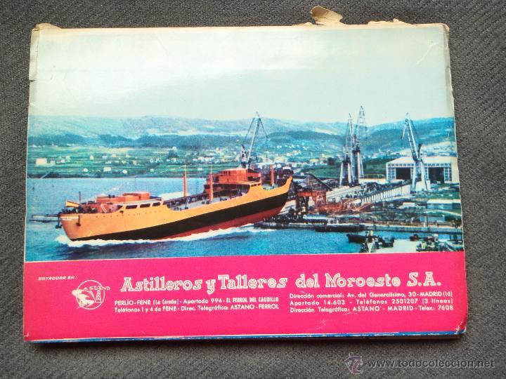 Catálogos publicitarios: FERROL. FERIA DE MUESTRAS AÑO 1965 - CATÁLOGO. GALICIA. - Foto 8 - 43097682