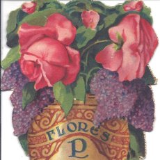 Catálogos publicitarios: PS4496 DÍPTICO PUBLICITARIO DE FLORES ARTIFICIALES P. CORRONS (BARCELONA) . Lote 43453880