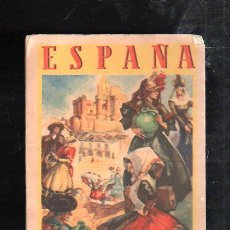 Catálogos publicitarios: CATALOGO PUBLICITARIO DE ESPAÑA. ILUSTRADO.. Lote 43730158