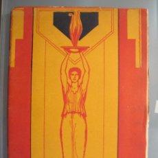 Catálogos publicitarios: BONITO CATÁLOGO ART DECÒ. Lote 43934695