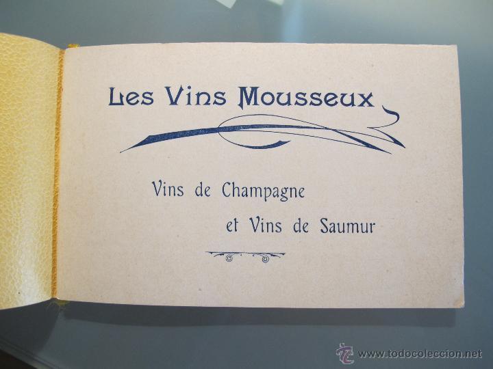 Catálogos publicitarios: Catálogo modernista de Vinos Mousseux - Foto 3 - 43934892