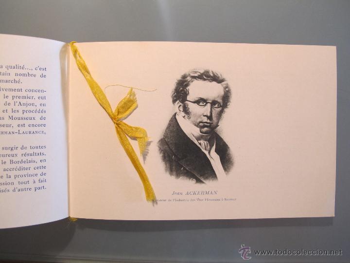 Catálogos publicitarios: Catálogo modernista de Vinos Mousseux - Foto 4 - 43934892
