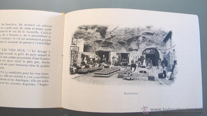 Catálogos publicitarios: Catálogo modernista de Vinos Mousseux - Foto 6 - 43934892