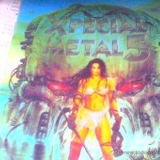 Catálogos publicitarios: BOLETÍN DISCOPLAY XPECIAL METAL 5. Lote 45138137