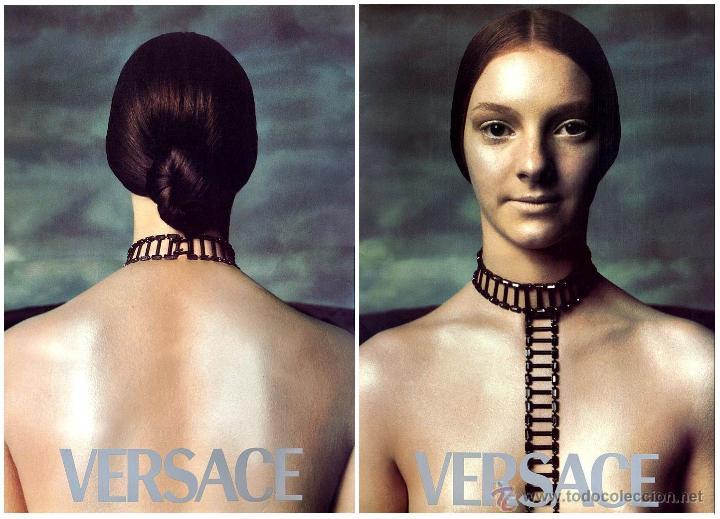 6b3862aee7 versace. estuche 22 fotos de 43x32 cm (steven m - Comprar Catálogos ...
