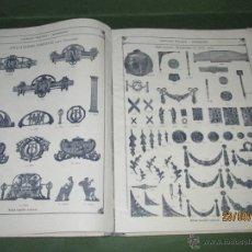 Catálogos publicitarios: CATALOGO GENERAL DE SANTIAGO BOLIBAR HERRAJES MUEBLES HERRAMIENTAS TIRADORES MODERNISTA 1920S.. Lote 45387851