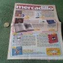 Catálogos publicitarios: REVISTA MERCADILLO GACETA TRIMESTRAL BOLETIN DISCOPLAY MAYO 2005 OFERTAS Y LIQUIDACIONES Nº 4 LIBROS. Lote 45461783