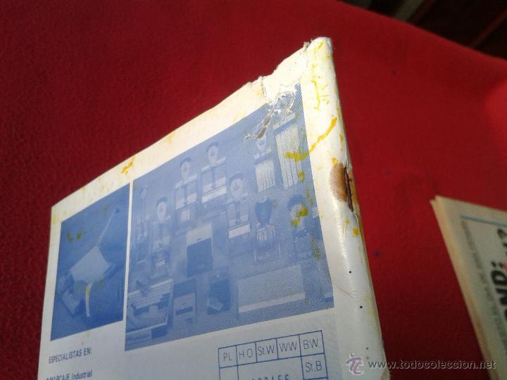 Catálogos publicitarios: CATALOGO GENERAL DE NUMERACION MARCAJES INDUSTRIALES 90-91 DIGITO - Foto 3 - 45591122