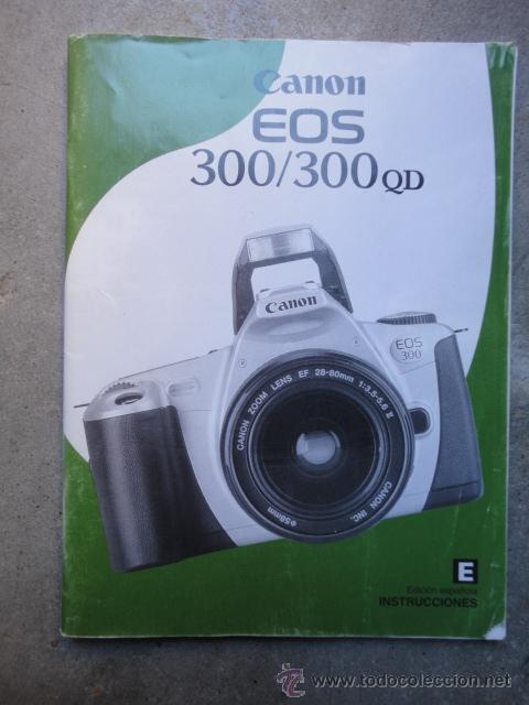canon eos 300 manual how to and user guide instructions u2022 rh taxibermuda co Canon 300D Drivers Windows 7 Canon 700