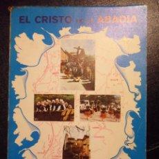 Catálogos publicitarios: EL CRISTO DE LA ABADIA. DOMINGO 6 DE MAYO. GIJON 1979. PROGRAMA DE LAS FIESTAS. FOTOS EN COLOR Y BLA. Lote 46270467
