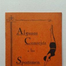 Catálogos publicitarios: KOLA ASTIER PUBLICIDAD LIBRILLO AÑOS '20. Lote 46450486