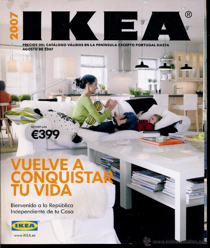 Catalogo Ikea 2007 Mobiliario Hogar Peso Sold Through Direct