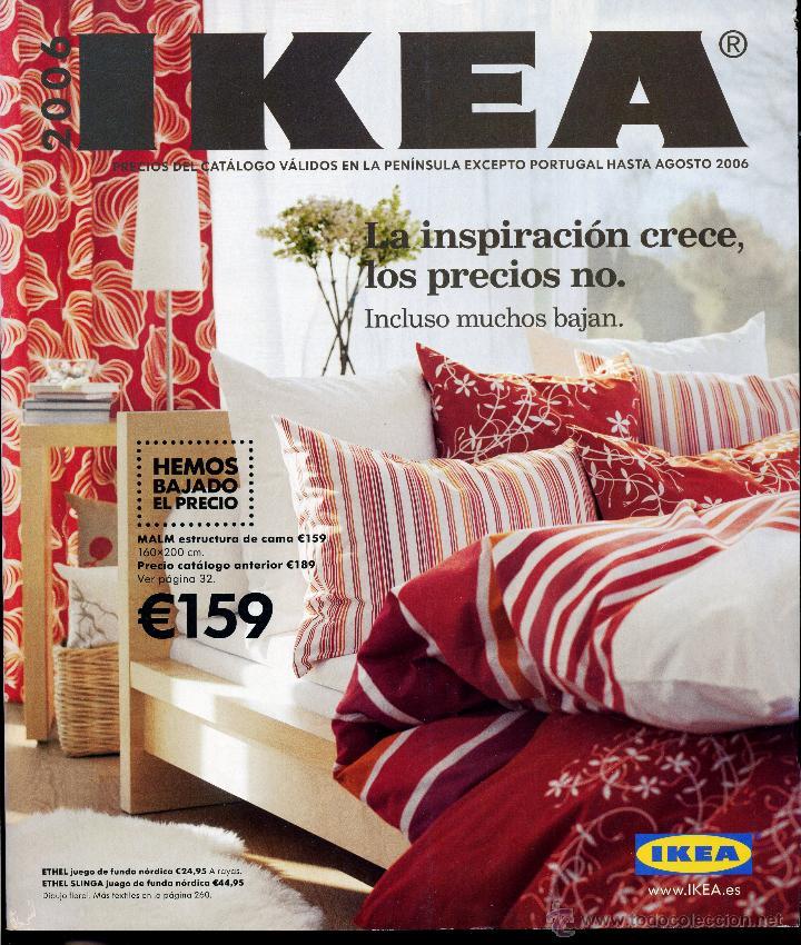 Catalogo ikea 2006 mobiliario hogar peso vendido en venta directa 47660891 - Catalogo ikea 2008 ...