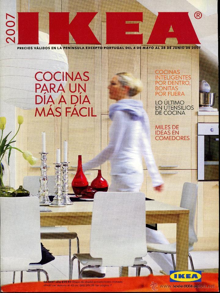 Catalogo ikea 2007 cocinas mobiliario hogar comprar - Catalogo ikea 2007 ...