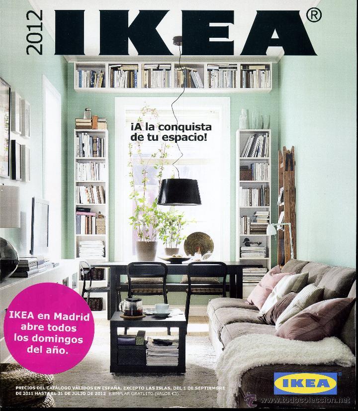 Catalogo ikea 2012 mobiliario hogar peso comprar cat logos publicitarios antiguos en - Ikea bologna catalogo on line ...