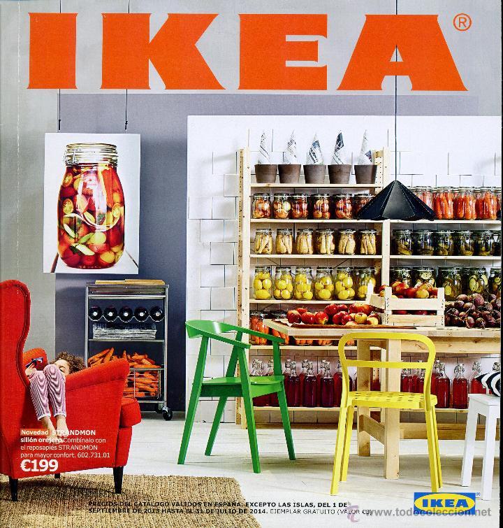 Catalogo Ikea 2014 Mobiliario Hogar Peso Comprar Catalogos - Catalogos-ikea-2015