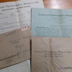 Catálogos publicitarios: COMERCIAL FARMACEUTICA NAVARRA LTDA. LOGROÑO FARMACIA. Lote 48543009