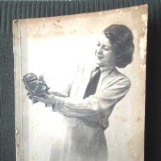 Catálogos publicitarios: CATÁLOGO 1931 ZEISS IKON, CONSEJERO FOTOGRÁFICO 1931 88 PÀG.; BON ESTAT, VURE FOTOS. Lote 48696186