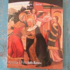 Catálogos publicitarios: CATALOGO SALA RETIRO - SUBASTA DE ARTE Y JOYAS - DICIEMBRE 2014 - RELOJES, PINTURA, ARTES DECORATIVA. Lote 148127381