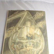 Catálogos publicitarios: LABORATORIOS ALTER , LIBRO-REVISTA, PRIMERA MITAD DE SIGLO. INICIOS DE ALTER. MUY RARO. -REF3500-. Lote 48951879